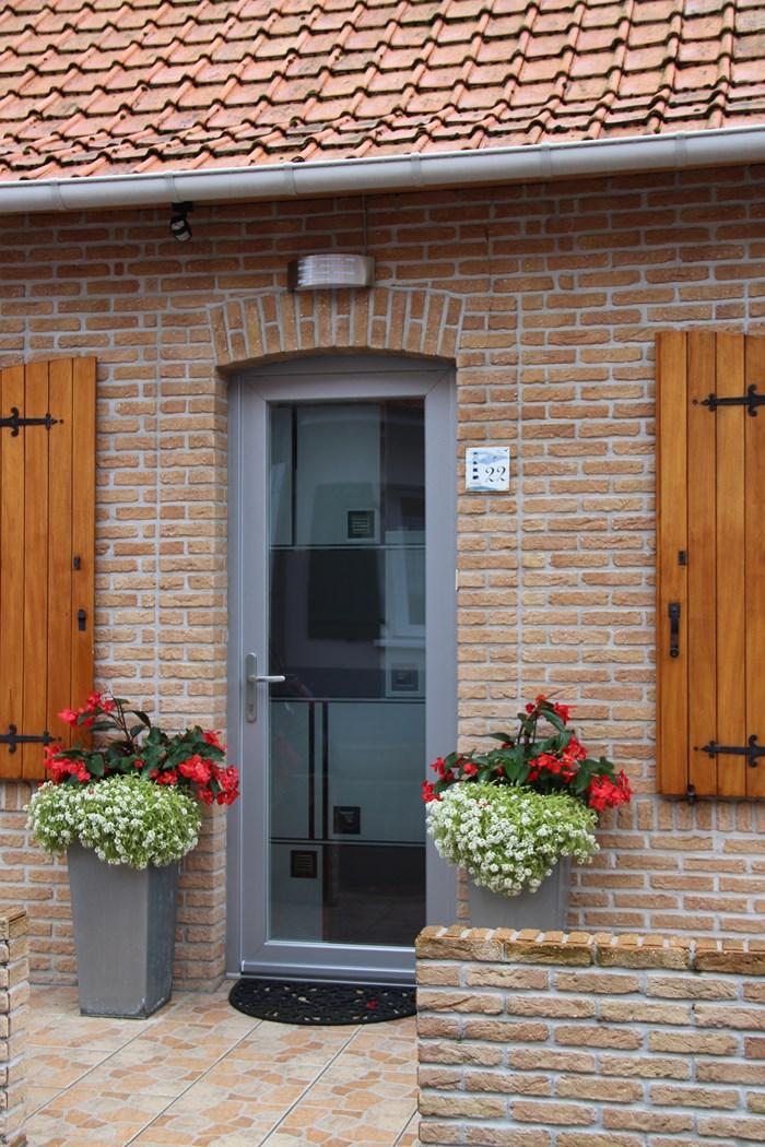 Porte fen tre select fermetures for Soubassement fenetre